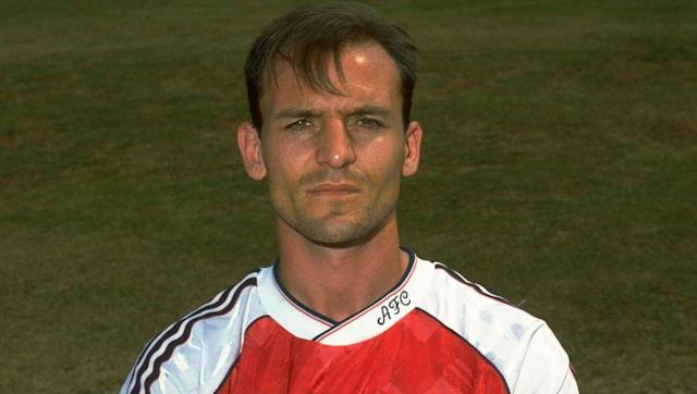 <p><strong>15th August 1992 vs Norwich City</strong></p> <br><p>Champions in 1990/91, Arsenal's inaugural Premier League season in 1992/93 remains their second worst in 41 years after slumping to a 10th place finish, surpassed only by a 12th place finish in the 1994/95 campaign.</p> <br><p>The season looked to have began well on day one when Steve Bould broke the deadlock against Norwich, who would later contest the title, and Kevin Campbell made it 2-0 by half-time. But the Canaries scored four unanswered goals in the second half to win 4-2.</p>
