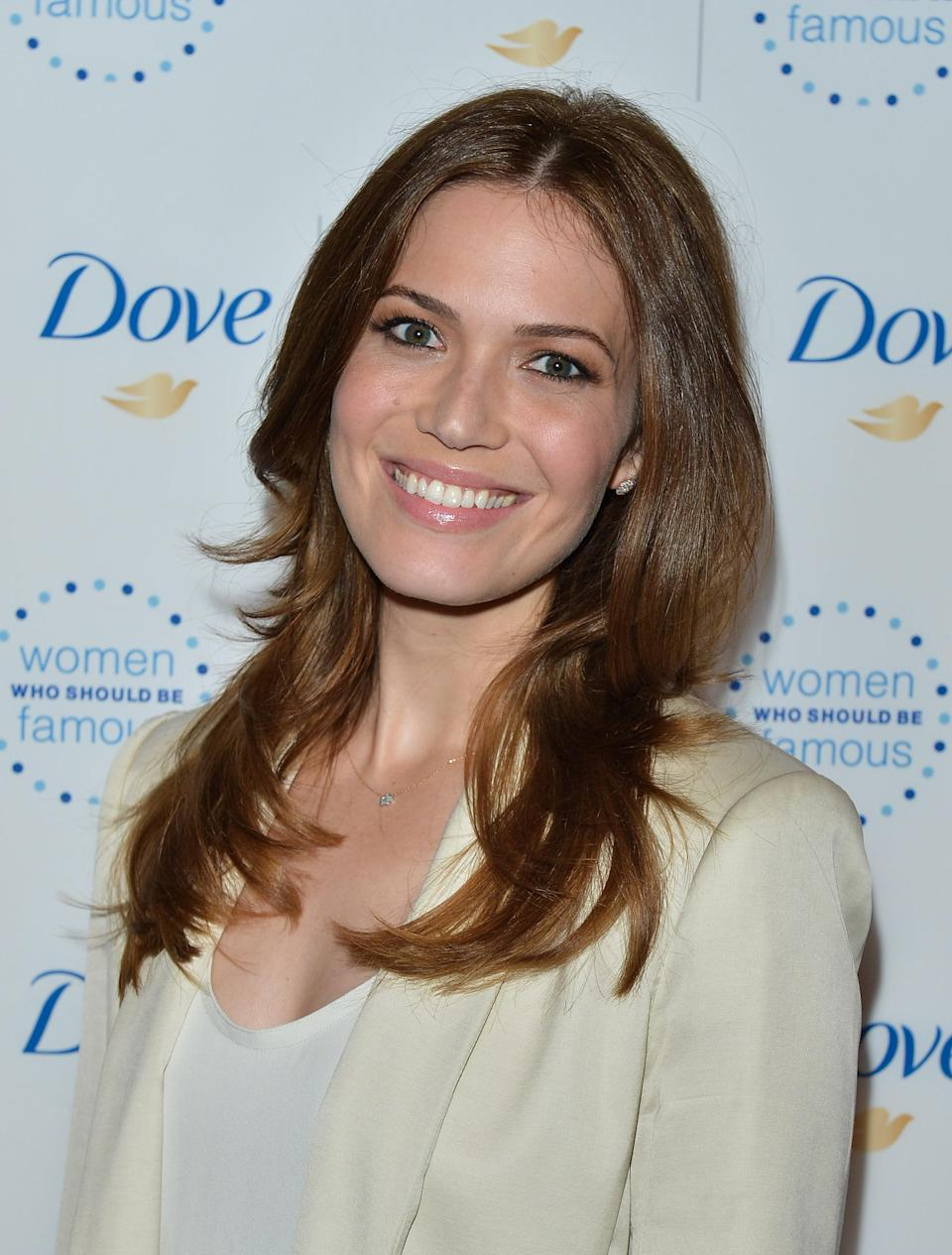 "<b>Mandy Moore:</b> ""The news of the horrific tragedy in Aurora literally takes me breath away. All thoughts and prayers are with victims and their families."" (Photo by George Pimentel/Getty Images)"