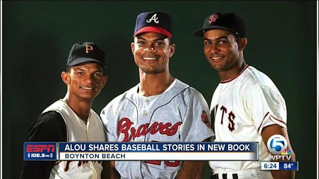 "Baseball legend and longtime Palm Beach County resident Felipe Alou releases his new autobiography, ""Alou: My Baseball Journey."""