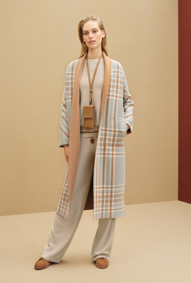 Loro Piana Fall/Winter 2019/20 look. (PHOTO: Loro Piana)