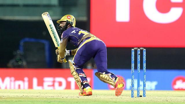 There was a mini collapse for KKR in the death over but Dinesh Karthik played an important cameo as his knock of 22 off just nine ball helped KKR to post 187/6 in 20 overs. Sportzpics