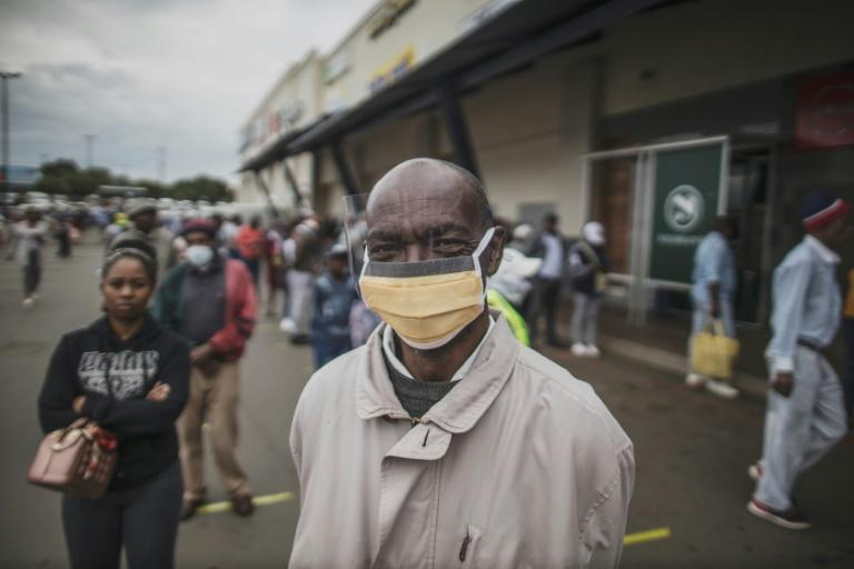 Experts warn that Africa is highly vulnerable to COVID-19 given the weak state of health systems across the continent (AFP Photo/MARCO LONGARI)