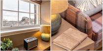 "<p>Based just off the Royal Mile, these modern apartments offer stunning views of Edinburgh Castle and are the perfect place to relax after a day of exploring this fine city.</p><p><a class=""link rapid-noclick-resp"" href=""https://go.redirectingat.com?id=127X1599956&url=https%3A%2F%2Fwww.booking.com%2Fhotel%2Fgb%2Fno-1-apartments-george-iv-bridge.en-gb.html%3Faid%3D2070929%26label%3Dtrending-uk-breaks&sref=https%3A%2F%2Fwww.redonline.co.uk%2Ftravel%2Finspiration%2Fg36037530%2Ftrending-summer-holiday-locations-uk%2F"" rel=""nofollow noopener"" target=""_blank"" data-ylk=""slk:CHECK AVAILABILITY"">CHECK AVAILABILITY</a></p>"