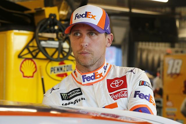 Early favourite Hamlin in jeopardy ahead of key race