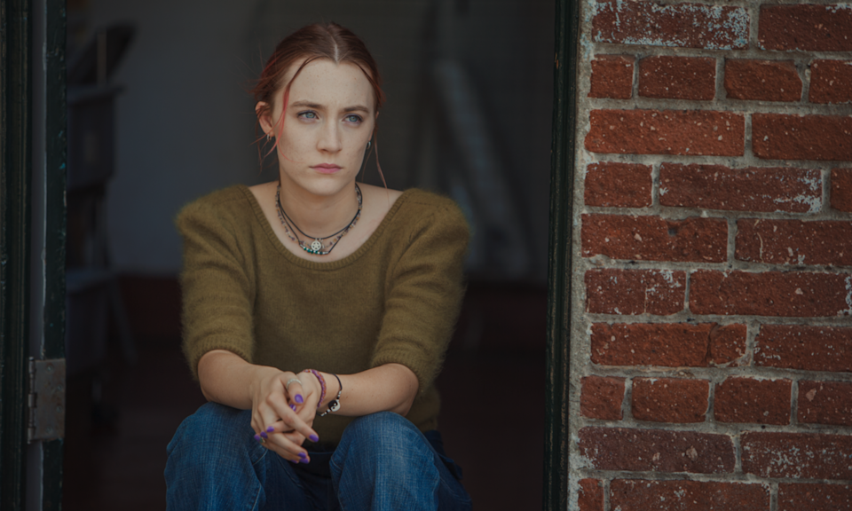 <p>A charismatic performance by Saoirse Ronan fueled this witty coming-of-age movie, which captured young female adulthood in authentic detail. </p>