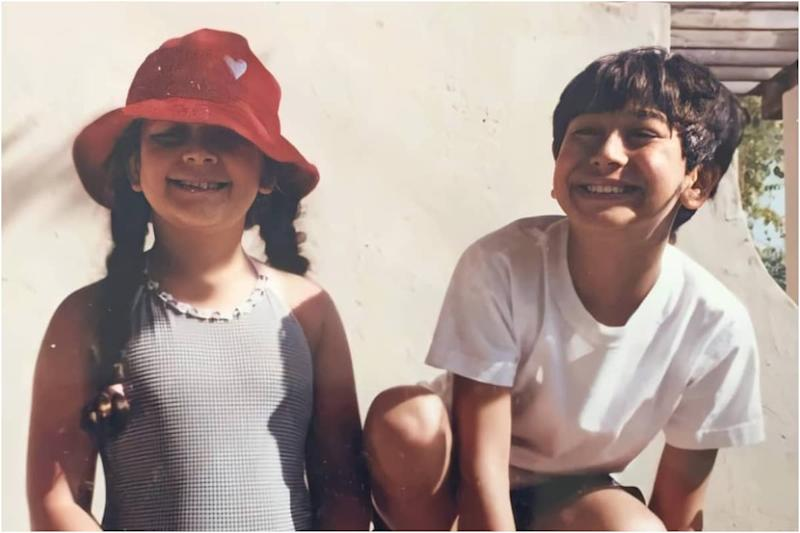 Tiger Shroff Looks Undeniably Adorable in Childhood Pic Shared by Sister Krishna Shroff