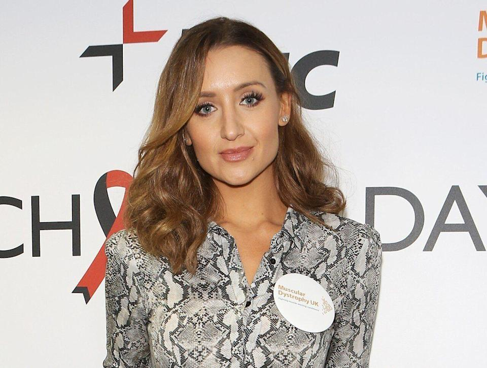 Catherine Tyldesley has opened up about the 'gruelling' 12-hour workdays on 'Coronation Street'