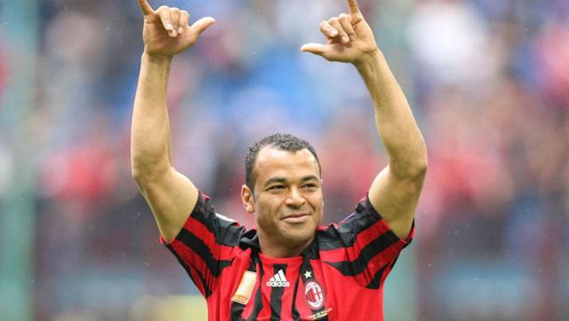 <p>The best right-back that Brazil has gifted the footballing world, Cafu only spent five seasons at Milan but his performances were enough to gain the affection of Milan fans.</p> <br><p>In his time at the club he won the Serie A once and the Champions League in 2007. The summer before he moved to the San Siro, he won the 2002 World Cup with Brazil.</p>