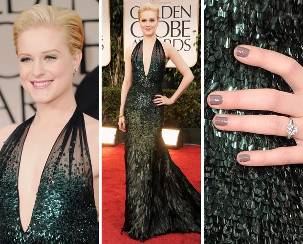 Evan Rachel Wood in Gucci Premiere