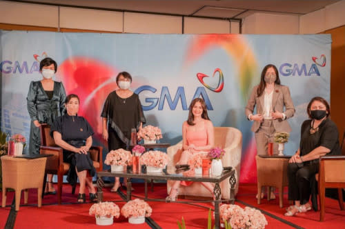 Bea has finalised her transfer to GMA 7