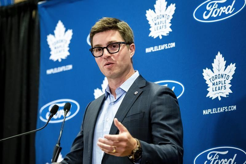 Dubas impressed by Leafs' commitment heading into camp; Matthews ready for camp