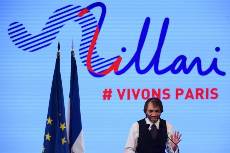 Cedric Villani is hoping to beat out a fellow member of President Emmanuel Macron's centrist party in the Paris mayor race