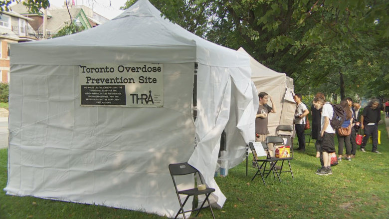 'Unsanctioned' overdose prevention site may pop up in Windsor