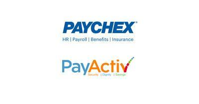 Paychex and PayActiv announced they are offering Paychex clients a cash incentive for those looking to provide workers with immediate access to earned wages.