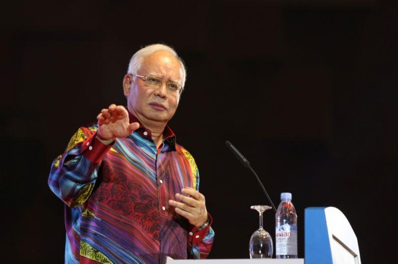 Najib: All Malaysians must be fluent in BM