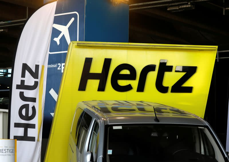 Hertz files for U.S. bankruptcy protection as car rentals evaporate in pandemic