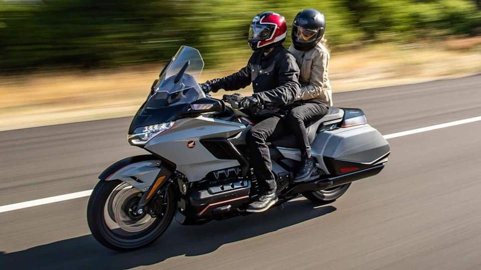 BS6-compliant Honda Gold Wing to be launched in India soon