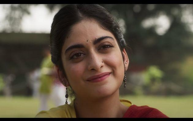 Actor Tanya Maniktala in a still from 'A Suitable Boy'.