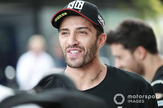 """Andrea Iannone (2019) <span class=""""copyright"""">Gold and Goose / Motorsport Images</span>"""