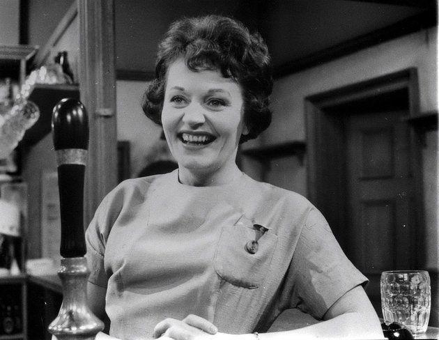 """<strong>Doreen Keogh</strong><br /><strong>Actress (b. 1924)</strong><a href=""""https://en.wikipedia.org/wiki/Doreen_Keogh"""" target=""""_blank""""><br /><br /></a>Doreen, whoplayed the first ever barmaid in '<a href=""""http://www.huffingtonpost.co.uk/news/coronation-street/"""">Coronation Street</a>', <a href=""""http://www.huffingtonpost.co.uk/entry/doreen-keogh-dead-coronation-street-and-royle-family-star-dies-aged-91_uk_5a4ca45fe4b0b0e5a7a9aee4?b"""">died """"peacefully in her sleep"""" after a long illness</a>, at the age of 91. The Irish actress played Rovers Return barmaid Concepta Riley in the first episodes of 'Corrie' in the 1960s. She stayed with the ITV soap for four years, starring in 321 episodes."""
