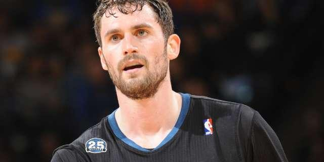Kings willing to trade for Kevin Love without assurance he'll re-sign