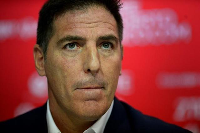 "Sevilla FC released a statement saying Eduardo Berizzo had been sacked ""due to the bad form of the team,"" without mentioning his illness"