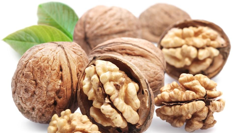 Have walnuts at any time!