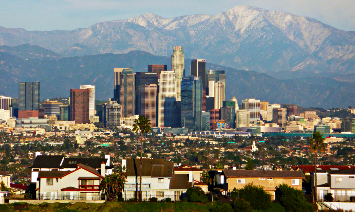 <p>The home of Hollywood, Los Angeles retains its position from the 2013 poll. (Pic: Wikipedia) </p>
