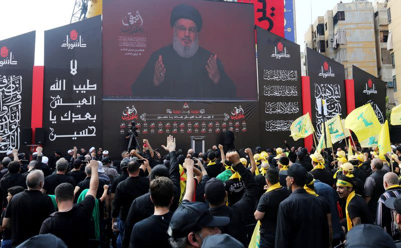 Hezbollah wants everyone in Lebanon government, insists on FPM