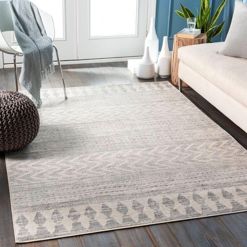 "Find this Warlick Oriental Gray/Taupe Area Rug <a href=""https://fave.co/3jHjdDH"" target=""_blank"" rel=""noopener noreferrer"">on sale for $76 (normally $226) at Wayfair.</a>"
