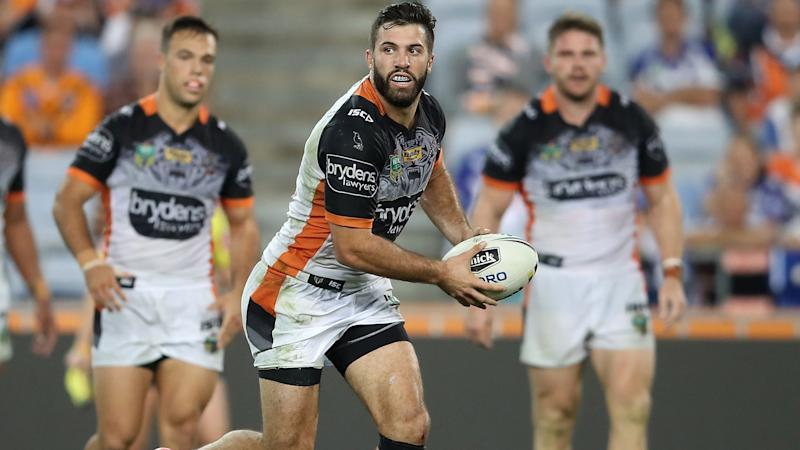 Roosters sign Tigers star Tedesco on four-year deal