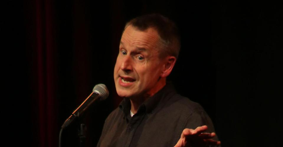 Comedian Jeremy Hardy has passed aged 57. (PA Images)
