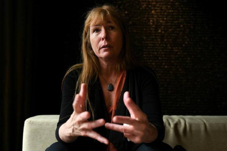 British journalist Clare Rewcastle Brown has been a thorn in the side of Malaysia's ruling elite for years