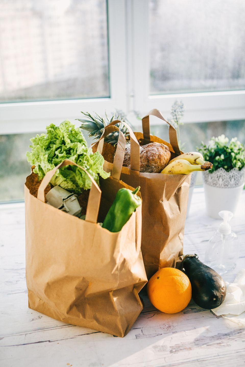 """<p>Although Amazon entered the grocery game, there are still delivery systems that <a href=""""https://gigsdoneright.com/amazon-fresh-vs-instacart/"""" rel=""""nofollow noopener"""" target=""""_blank"""" data-ylk=""""slk:outrank the retail giant"""" class=""""link rapid-noclick-resp"""">outrank the retail giant</a>. Instacart, for example, has more store partnerships than Amazon which leads to a wider product availability and doesn't charge fees for same-day delivery. The app is also available in more cities than Amazon Fresh.</p>"""