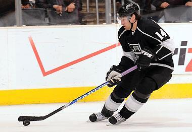 Justin Williams scored 29 points for the Kings this season