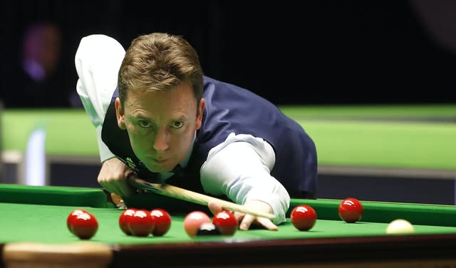 Veteran former world champion Ken Doherty lost his first-round match