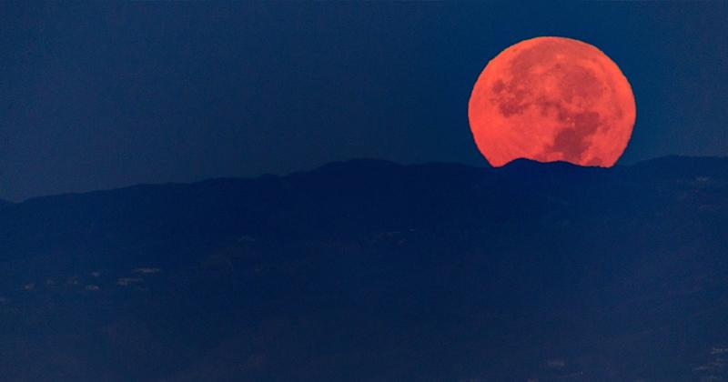 Take a coronavirus break and check out tonight's supermoon