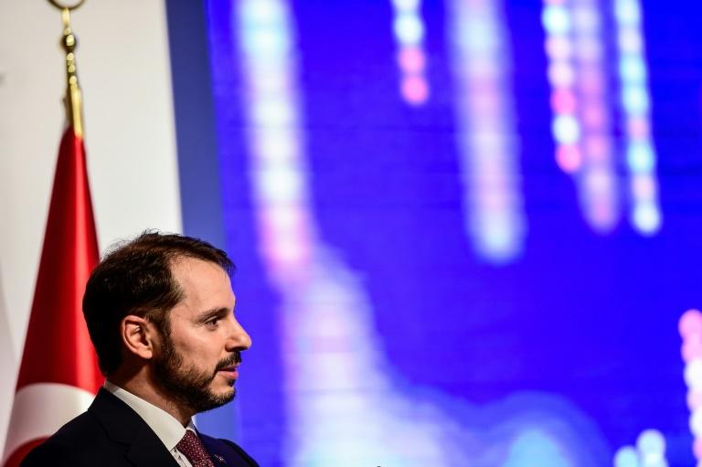 Turkish Treasury and Finance Minister Berat Albayrak has sought to reassure foreign investors in the wake of the lira's plunge