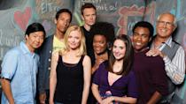 <p> <strong>Non-Netflix show available in UK/US</strong> </p> <p> Are you ready to enrol at Greendale Community College? Community transformed over its lifetime on NBC &#x2013; and one season on Yahoo &#x2013; going from an innocuous comedy about the interactions of some college students who had lost their way in life to a show that broke TV rules at every turn.&#xA0;Over the course of Community&apos;s six seasons we get to know a dysfunctional study group &#x2013; played by a group of then-unknown actors, including Donald Glover, Alison Brie, Gillian Jacobs and Joel McHale &#x2013; as they struggle to succeed in a demotivating community college.&#xA0; </p> <p> Community twists and turns in ways you don&apos;t expect. There are episodes shaped after Ray Liotta narrated crime movies, paintball homages to A Fistful of Dollars, and an informative documentary about historical pillow fights. If you haven&apos;t then check out this great American feel-good sitcom. And remember to cross your fingers and pray for #SixSeasonsAndAMovie. </p>