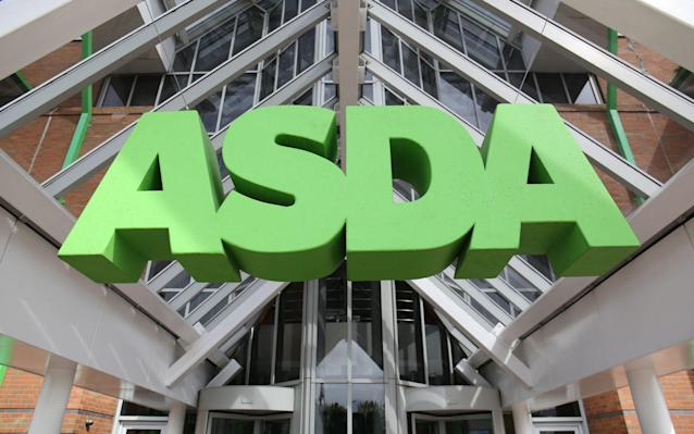 "Supermarket giant Asda has rung up its fourth consecutive quarter of sales growth, shrugging off the tough retail climate as it gears up for a proposed £15bn merger with Sainsbury's. Britain's third biggest grocer clocked a 3.4pc rise in like-for-like sales during the first three months of the year. Stripping out the impact of Easter, which fell during the period, like-for-like sales rose by a more modest 1pc. Net sales also expanded by 3.7pc, while its online grocery arm and George.com clothing business saw sales expand by 8.3pc and 21.9pc respectively. The update comes as Sainsbury's and Asda shook the grocery sector last month by unveiling a mammoth deal to create a grocery giant with a market share larger than Britain's biggest supermarket Tesco. Asda last month announced a deal with Sainsbury's Credit: OLI SCARFF Roger Burnley, the chief executive and president of Asda, said the performance represented ""genuine momentum"" for the retailer. He said: ""During the first three months of the year, we have continued to invest sensibly where it matters most to our customers with lower prices, innovation in our own brand and further improving their shopping experience whether in store or online. ""Whilst we are not complacent, we are positive about our growing momentum and excited by the opportunity that our proposed merger with Sainsbury's offers to accelerate our successful strategy and go further, faster."" The Walmart-owned firm launched 216 new own brand products, added 29 new ""free from"" lines, introduced scan-and-go technology to 100 stores and extended price cuts to 667 lines over the period. It also moved to bolster its online shopping experience by introducing a Walmart designed click and collect system. Walmart president and CEO Doug McMillon said he was pleased with the response of staff following the announcement of the Sainsbury's-Asda mega merger. Sainsbury's-Asda Comment Puff The two supermarkets have vowed to slash prices on everyday items by 10pc, and stump up cost savings of £500m, if the deal wins regulatory backing. The move would hand Asda-owner Walmart around £3bn in cash and a 41pc stake in the combined business. However, the two supermarkets are expected to be forced to sell some of their 2,800 UK stores to satisfy competition concerns surrounding the deal. Rival supermarket chain Morrisons, the third biggest UK grocer, announced last week that it booked a 3.6pc rise in like-for-like sales excluding fuel during the first three months of the year."