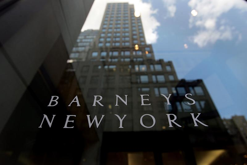 Barneys Stores Are Closing after Sale to New Owner