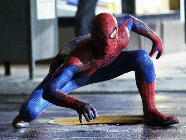 """""""Amazing Spider-Man"""" to be trilogy"""