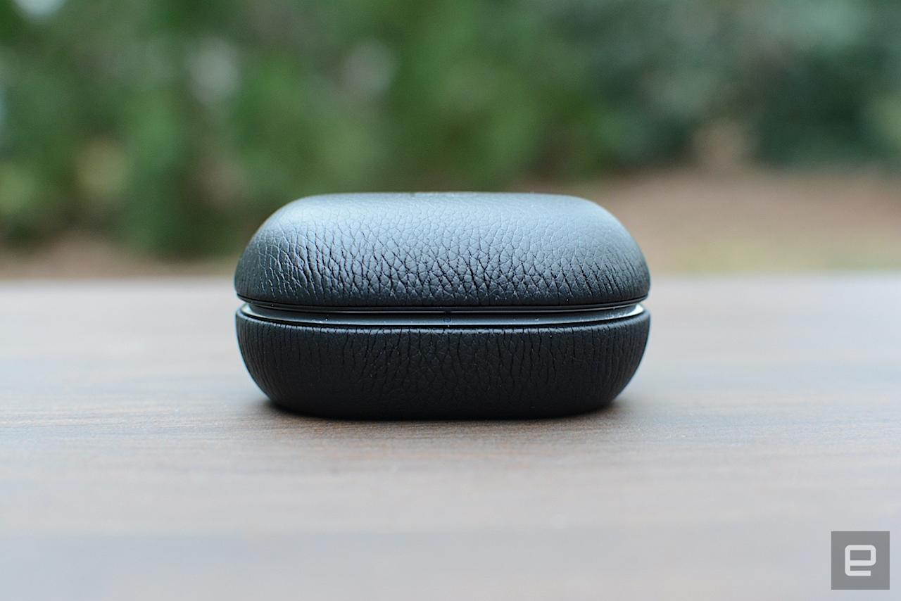 Bang & Olufsen maintains its stellar audio clarity and provides good overall sound on its third version of the E8. Handy features like ambient sound, wireless charging and sound customization are also nice touches. However, for $350, active noise cancellation should be on the spec sheet, too.