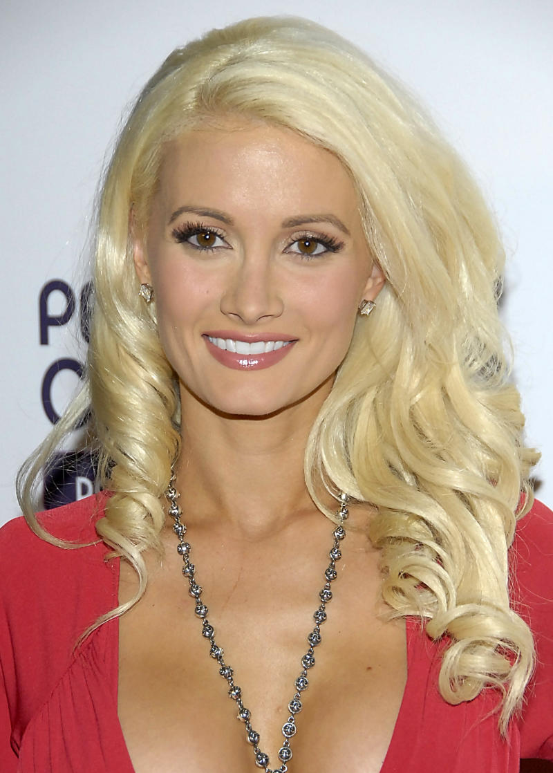Images - Holly madison strip video