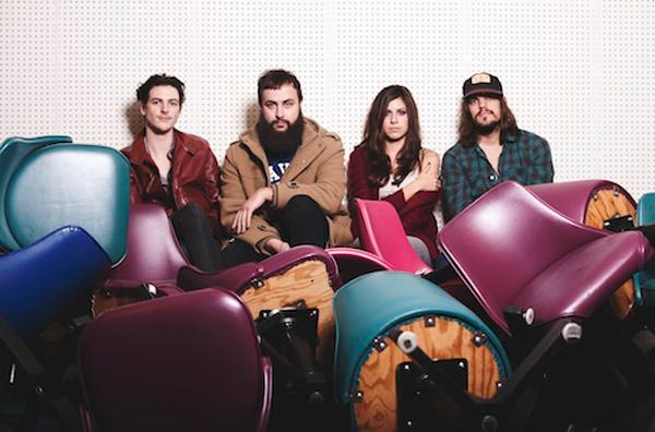 Houndmouth Confront Self-Doubt in 'On The Road' - Song Premiere