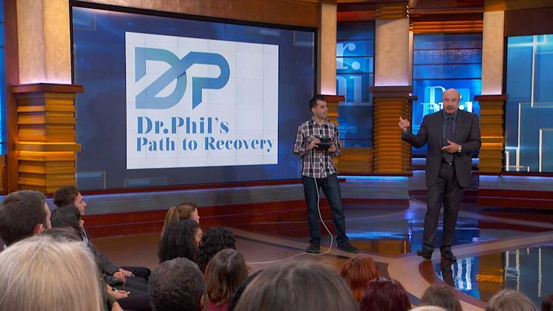 Dr. Phil Introduces His Virtual Reality Tool To Help Addicts In Recovery Transition From Rehab To The Real World