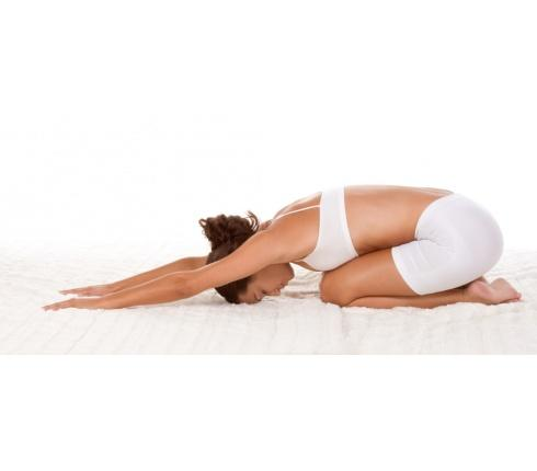 5 simple yoga poses for back pain