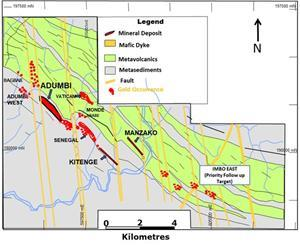 Imbo Project Simplified Geology