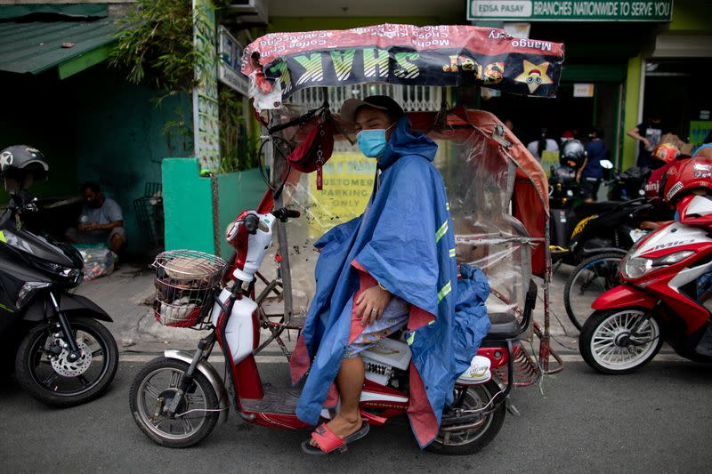 Relief, disappointment as Philippines restarts some transport services