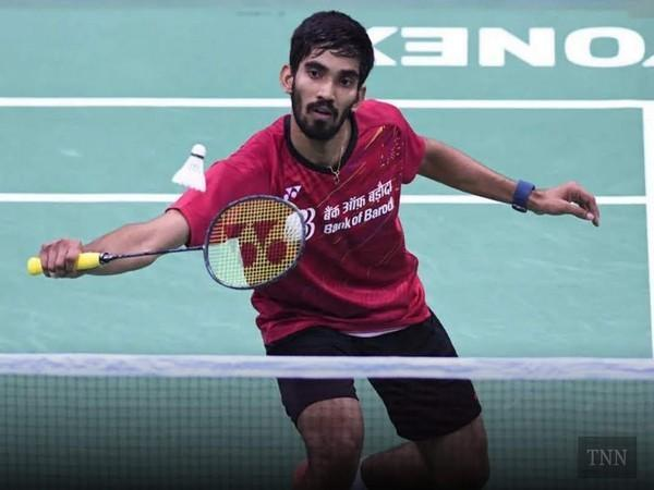 Kidambi Srikanth (Photo/ BAI Media Twitter)